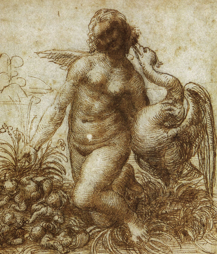 the drawings of Leonardo da Vinci Da Vinci Paintings Secrets